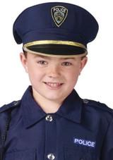 Costume de Policier pour Garcon - image de dos