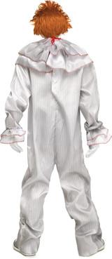Costume de Clown Meurtrier pour Garcon - image de dos