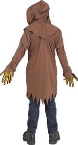 Costume de Citrouille Neon pour Garcon - image de dos