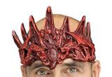 Couronne Gothique Roi Demonique - image de dos