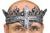 Couronne Gothique Roi Medieval - image de dos