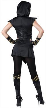 Costume Ninja Mystique pour Femmes