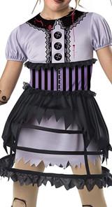 Costume de Marionnette Fracturée pour Filles