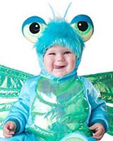 Costume de Mignonne Petite Libellule pour Bébé
