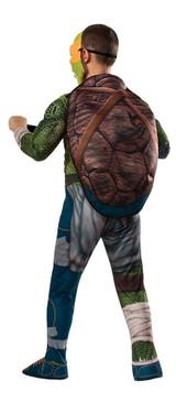 Deguisement Deluxe Michaelangelo TMNT pour enfant - deuxieme image