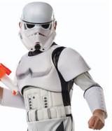 Deguisement de Stormtrooper deluxe pour enfant - deuxieme image
