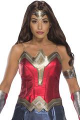 Deguisement Wonder Woman deluxe pour adulte - deuxieme image