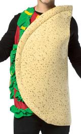 Costume de Taco pour Hommes - image du dos