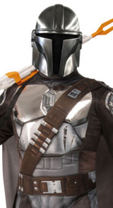 Costume du Mandalorien pour Hommes - image du dos