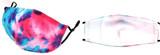 Masque Réutilisable Tie-Dye - Style C - image du dos