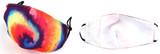 Masque Réutilisable Tie-Dye - Style A - image du dos