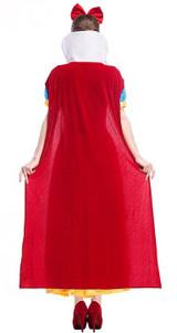 Costume de Blanche Neige pour Femmes - deuxieme image