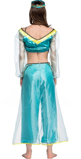 Costume de Jasmine pour Femmes - deuxieme image