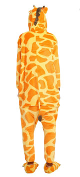 Costume Combinaison de Girafe pour Femmes - deuxieme image