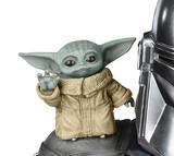 Mandalorian - Bébé Yoda Shoulder Sitter - deuxieme image