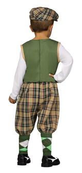 Costume de P'tit Golfeur Retro - deuxieme image