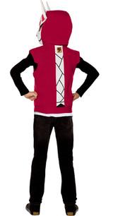 Fortnite Costume Drift pour Garçon - verso