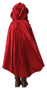 Costume du Petit Chaperon Rouge pour Bambine