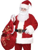 Costume Deluxe du Père Noël pour Adulte