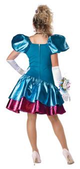 Costume Robe de Soirée des Années 80