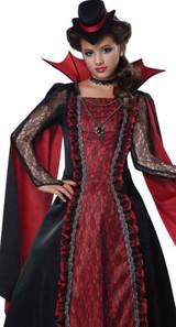 Costume de Vampira Victorienne pour Fille