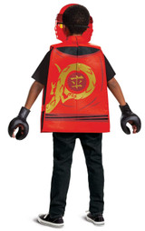 Costume d'Enfant Kai Héritage Ninjago