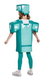 Costume Minecraft Armor Classique pour Enfants