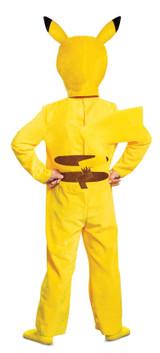 Costume Pokemon Pikachu pour Tout-petits