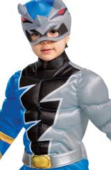 Blue Ranger Dino Fury Muscle pour Tout-petits