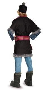 Costume Kristoff de Frozen Deluxe pour Hommes