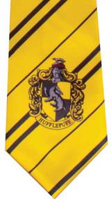 Cravate Harry Potter de Poufsouffle