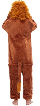 Costume Onesie Joyeux Lion pour Enfants