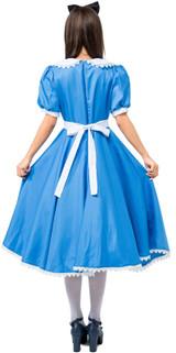 Costume Alice au Pays des Merveilles pour Femme