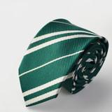 Cravate Harry Potter de Serpentard