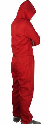 Costume Cambriolage Casa de Papel pour Adultes