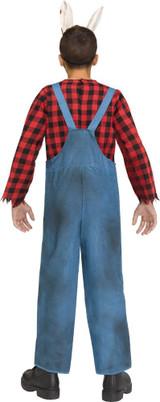 Costume Lapin Meurtrier pour Enfants