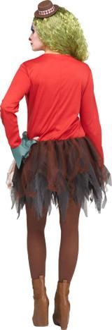 Costume Rouge de Joker pour Femme