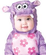 Costume Mignon Hippopotame pour Bébé