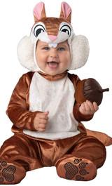 Costume Tamia Chipmunk pour Bébé