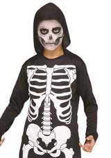 Costume Combinaison Squelette Pour Enfants