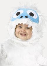 Costume de Monstre des Neiges pour Tout-Petits