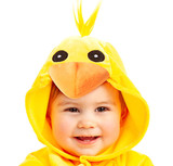 Costume de Canard Surprise pour Tout-Petits