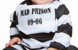 Costume Prisonnier pour Bébé