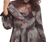 Costume Psycho Folle pour Femmes