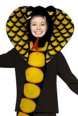 Costume Enfant Serpent Cobra
