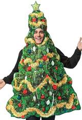 Costume Sapin de Noël pour Adultes