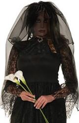 Costume Dahlia Noir pour Femmes