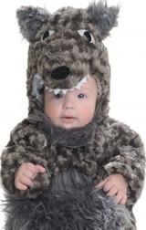 Costume Enveloppe de Loup pour Bébé