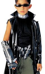 Costume de Commandant Matrix Tueur pour Enfants