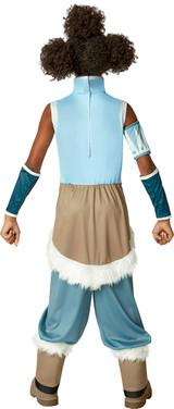 Costume d'Avatar : Le Dernier Maître de l'Air Korra pour Fille